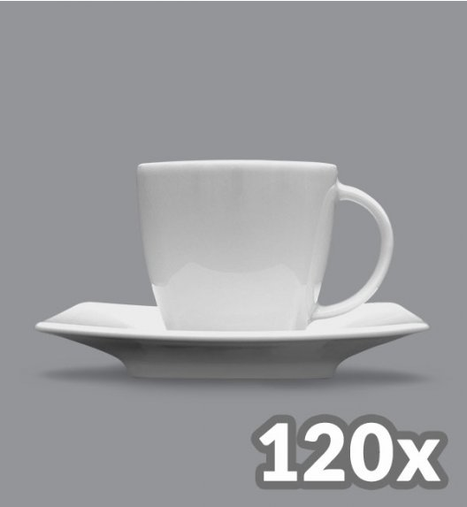 LUBIANA VICTORIA 120 x Filiżanka 200 ml + spodek / cena netto 9,50 zł / szt.