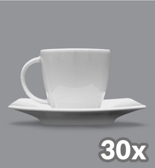 LUBIANA VICTORIA 30 x Filiżanka 250 ml + spodek / cena netto 10,20 zł / szt.
