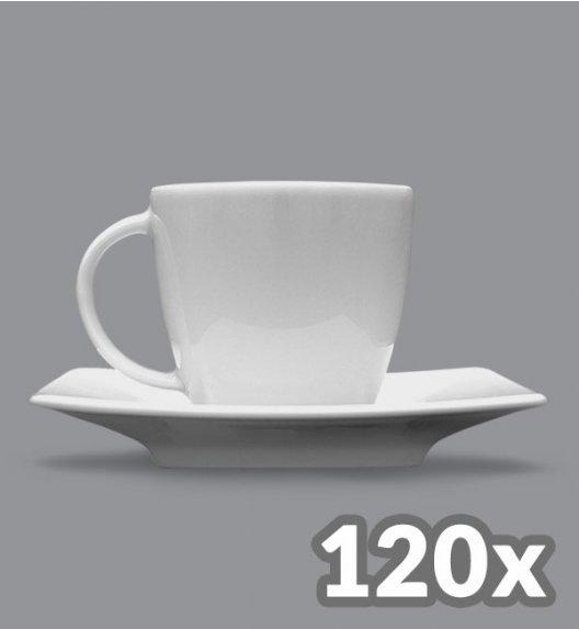 LUBIANA VICTORIA 120 x Filiżanka 250 ml + spodek / cena netto 10,20 zł / szt.