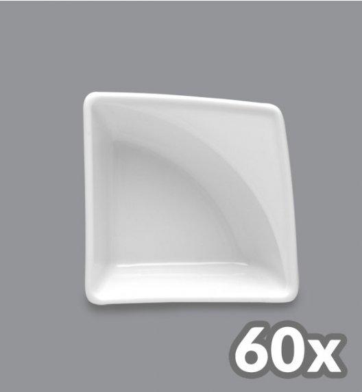 LUBIANA VICTORIA 60 x Naczynie do przystawek 10x10 cm / porcelana