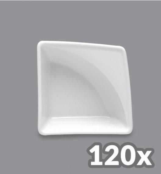 LUBIANA VICTORIA 120 x Naczynie do przystawek 10 x 10 / porcelana