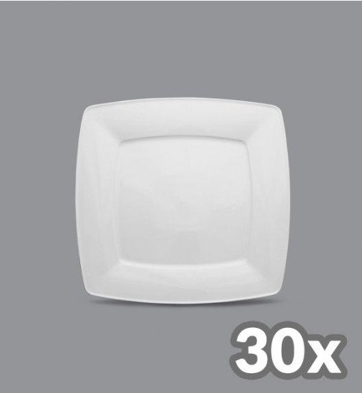 LUBIANA VICTORIA x 30 Talerz deserowy płytki 17 cm / porcelana / cena netto 7,20 zł / szt.