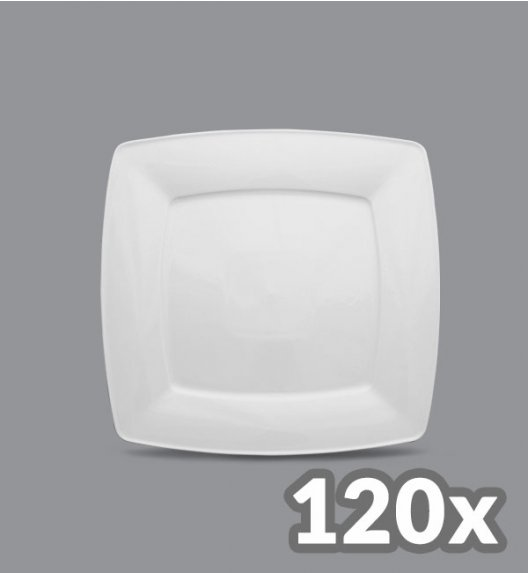 LUBIANA VICTORIA 120 x Talerz deserowy 19 cm / porcelana