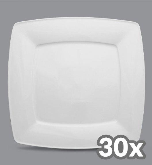LUBIANA VICTORIA x 30 Talerz serwingowy, na ciasto 28 cm / porcelana