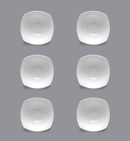 LUBIANA CELEBRATION Komplet Salaterka / miska 14,5 cm / 6 el / 6 os / porcelana