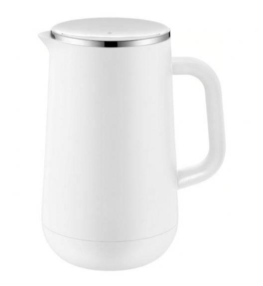 WMF IMPULSE Dzbanek termiczny 1l / biały / stal nierdzewna