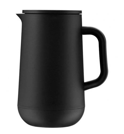 WMF IMPULSE Dzbanek termiczny na herbatę 1l / czarny / stal nierdzewna