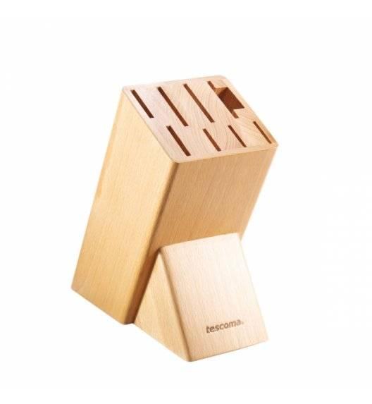 TESCOMA NOBLESSE Blok na 8 noży + miejsce na ostrzałkę / drewno bukowe