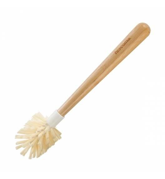 TESCOMA CLEAN KIT Szczotka okrągła do naczyń / bambusowa
