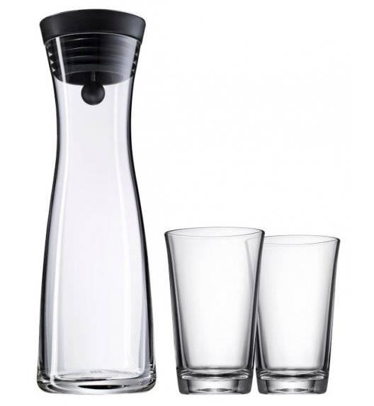 WMF BASIC Karafka do wody 1 l + 2 szklanki 250 ml