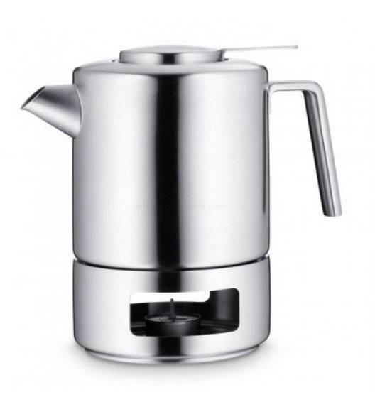 WMF KULT Dzbanek do zaparzania herbaty 1,2 l / matowa stal nierdzewna