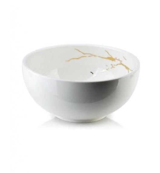 AFFEKDESIGN ODETTE GOLD Miska 600 ml / porcelana