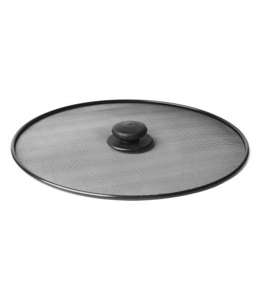 TADAR Pokrywka ochronna przed tłuszczem 29 cm / czarna