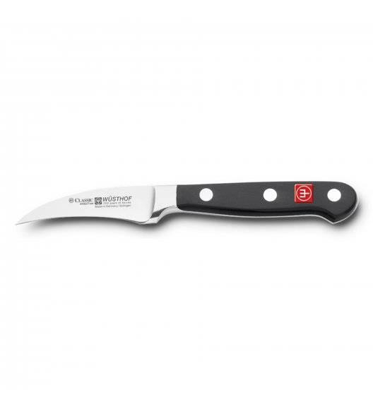 WÜSTHOF CLASSIC Nóż do oczkowania 7 cm / stal kuta