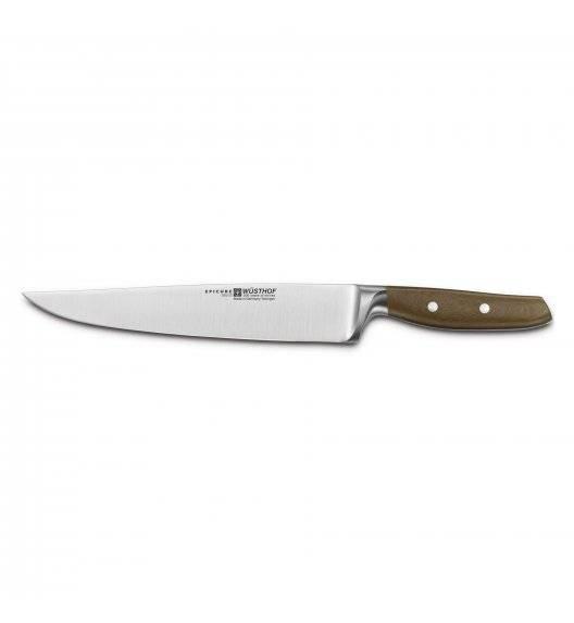 WÜSTHOF EPICURE Nóż kuchenny uniwersalny 23 cm / stal kuta