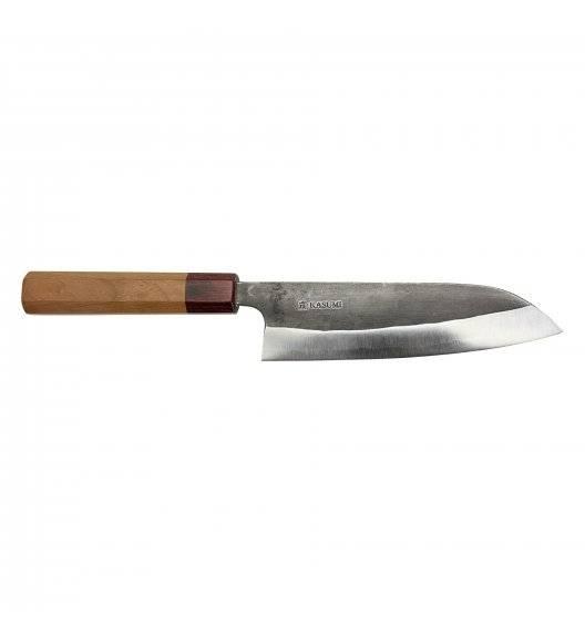 KASUMI BLACK HAMMER Japoński nóż santoku 16,5 cm