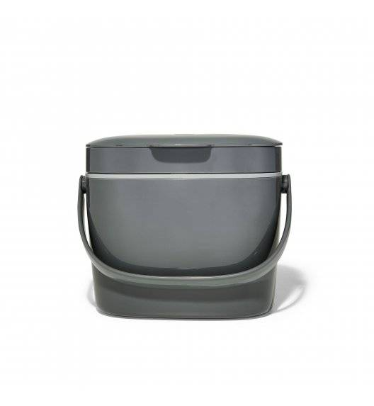OXO GOOD GRIPS Kompostownik 27,5 x 20 x 21 cm / grafitowy / tworzywo sztuczne