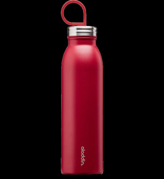 ALADDIN Butelka termiczna 550 ml / czerwona / stal nierdzewna