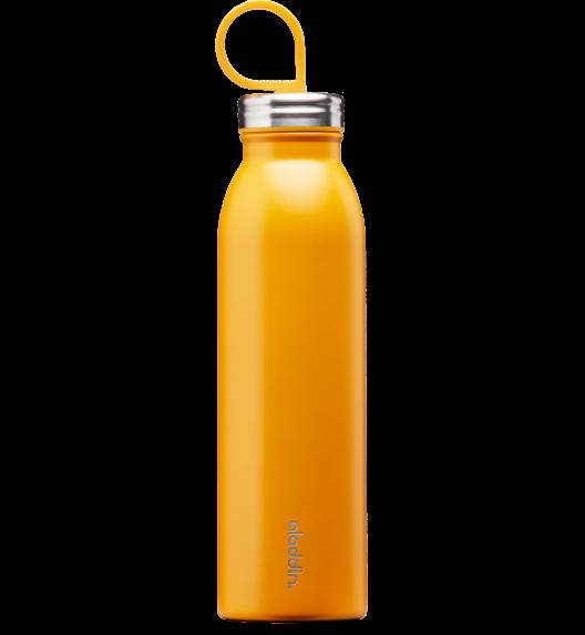 ALADDIN Butelka termiczna 550 ml / żółta / stal nierdzewna