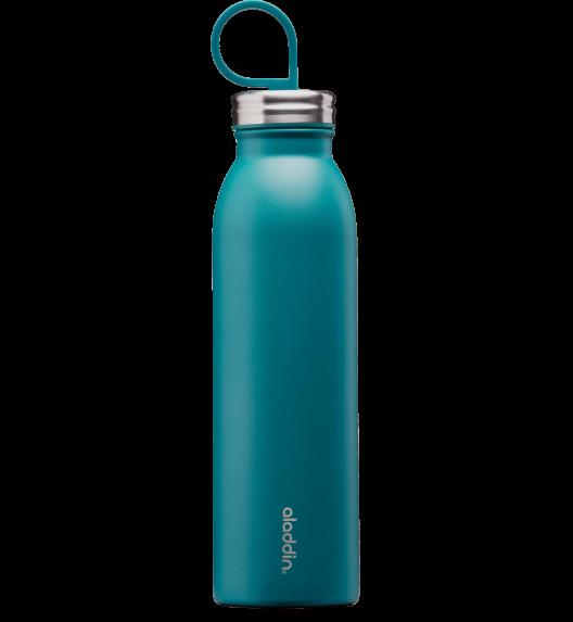 ALADDIN Butelka termiczna 550 ml / turkusowa / stal nierdzewna