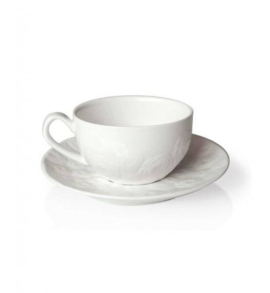 AFFEKDESIGN ROSE2 Filiżanka ze spodkiem 270 ml / porcelana