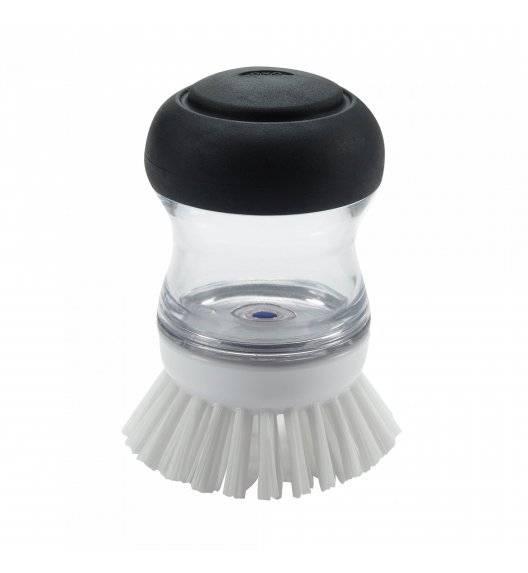 OXO GOOD GRIPS Szczotka do naczyń z dozownikiem 6,5 x 5 x 10,5 cm / mała