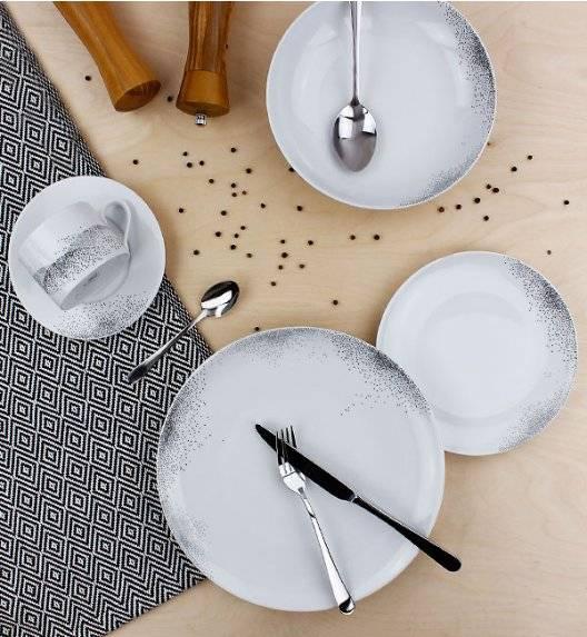 KRISTOFF O'LE 7054 Serwis obiadowo kawowy 60 el / 12 osób / porcelana
