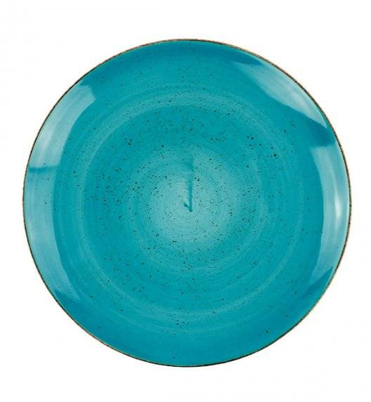 LUBIANA BOSS 6630L Talerz obiadowy 27 cm / morski / porcelana ręcznie malowana