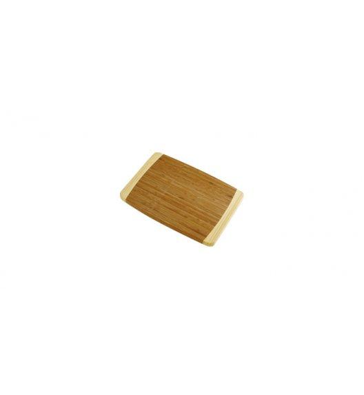 WYPRZEDAŻ! Deska do krojenia i serwowania Tescoma Bambo 26 x 16 cm drewno bambusowe.