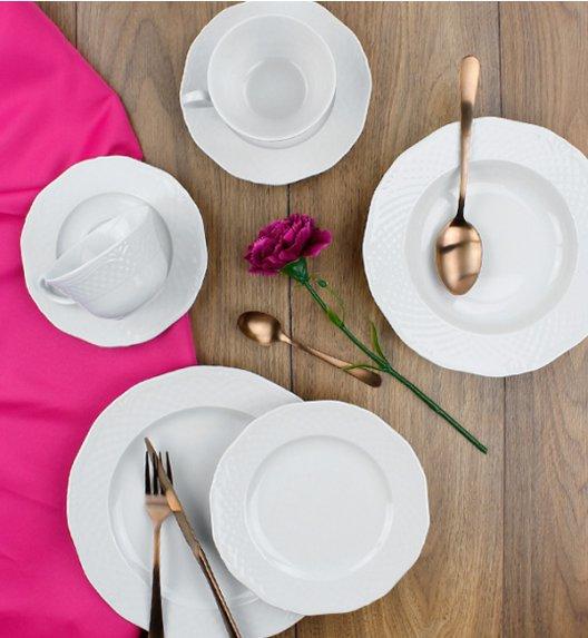 LUBIANA ARIANNA Serwis obiadowo-kawowy 90 el / 18 osób / porcelana