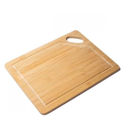 WYPRZEDAŻ! TADAR Deska do krojenia 32,5 x 25 x 1 cm / bambus