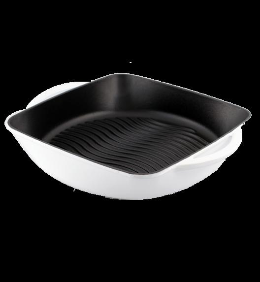CHASSEUR MODERN Grill / 2,5 l / biały / żeliwo emaliowane, stal