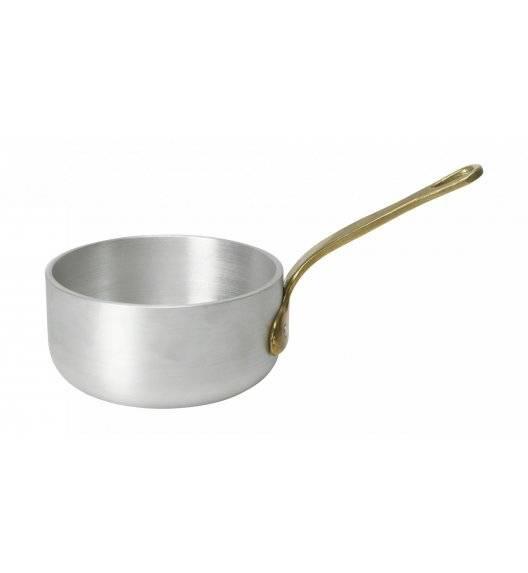 BALLARINI HORECA SERVIN TAVOLA Garnek z uchwytem / Ø 11 cm / aluminium, mosiądz