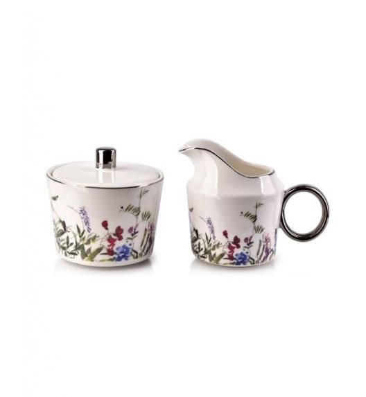 AFFEKDESIGN ELFIQUE Cukiernica z mlecznikiem / porcelana