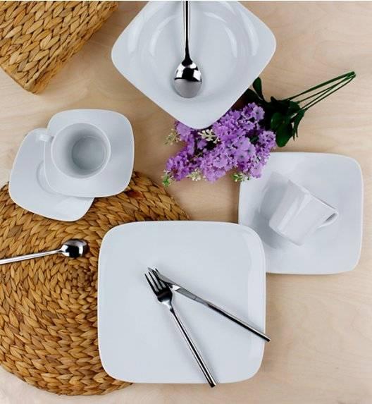 KRISTOFF TIMON Serwis obiadowy 30 el / 6 osób / porcelana