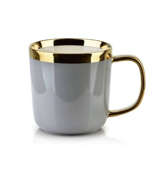 AFFEKDESIGN SAMMY Kubek 380 ml / szary / porcelana