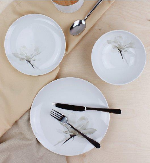 LUBIANA MAGNOLIA 6474 Serwis obiadowy 25 el / 6 osób / porcelana