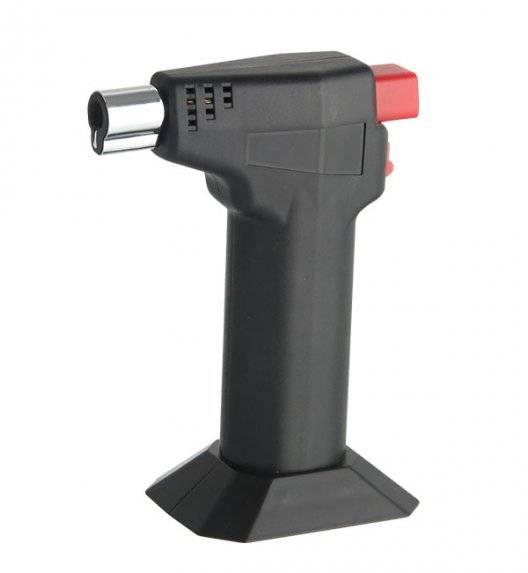 FACKELMANN  Karmelizator palnik gazowy do karmelizowania / 14 cm / czarny / tworzywo sztuczne