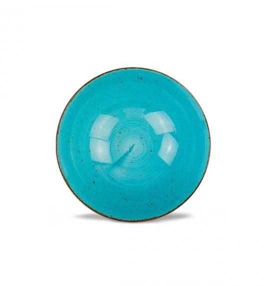 LUBIANA BOSS 6630L Salaterka 15 cm / morska / porcelana ręcznie malowana