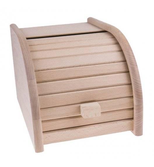 FACKELMANN Chlebak pojemnik na chleb / drewno
