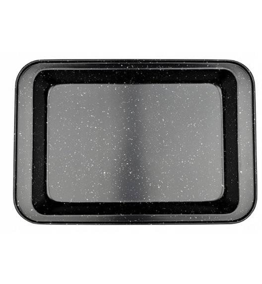 BRUNBESTE 1045 Prostokątna forma blacha do pieczenia / 34 x 24 cm / stal