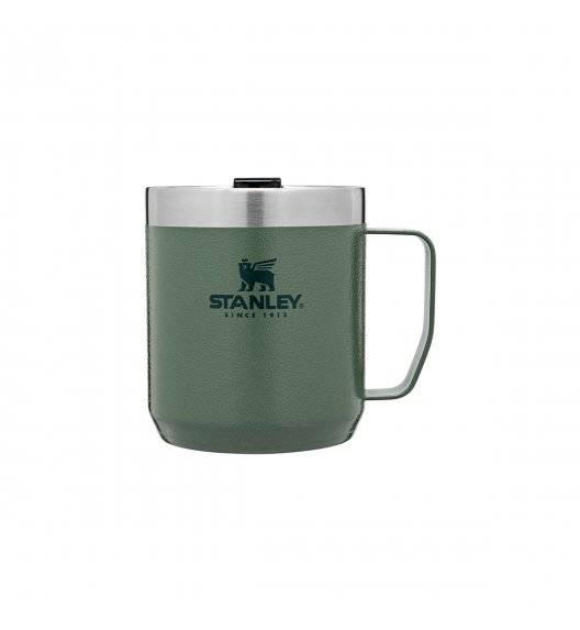 STANLEY CLASSIC Kubek termiczny z pokrywką / 350 ml / zielony / stal nierdzewna, tworzywo sztuczne