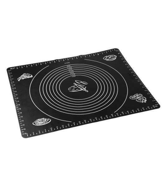 TADAR SILCO Stolnica / mata 40 x 50 cm / silikon / czarna