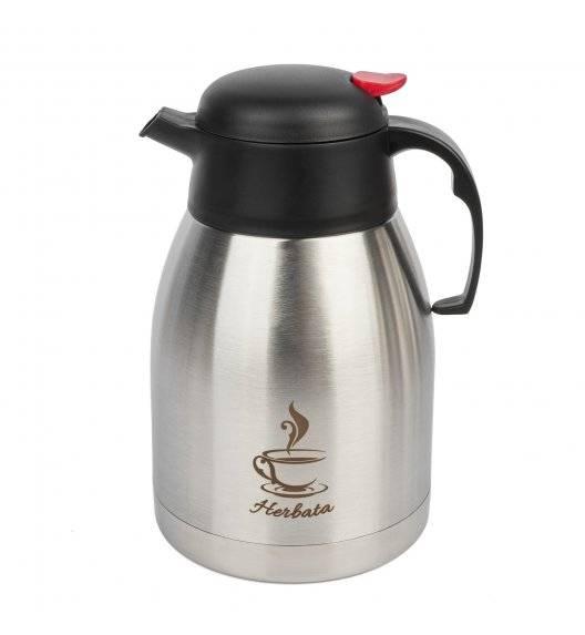 TADAR Termos / dzbanek konferencyjny na herbatę 1,5 L / stal nierdzewna
