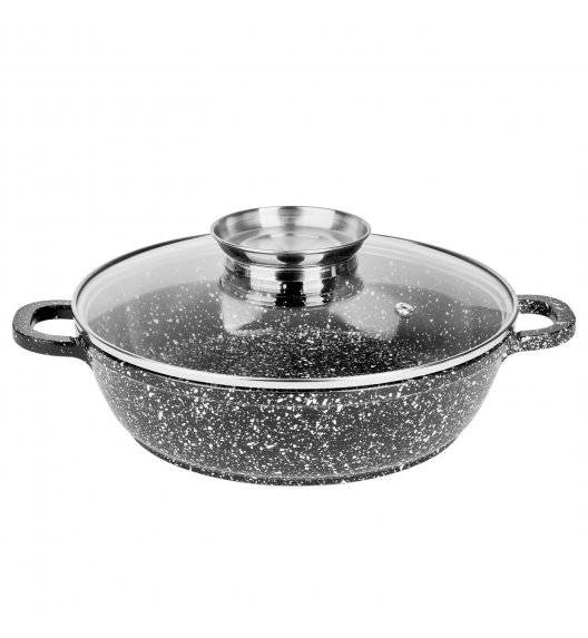 KÖNIGHOFFER KINGSTONE Garnek z aromatyzerem 4,5 L / indukcja
