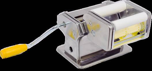 WYPRZEDAŻ! BRUNBESTE 1069 Maszynka do makaronu ravioli 2w1 / stal nierdzewna, tworzywo sztuczne