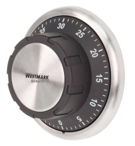 WESTMARK Minutnik, timer z magnesem / stal nierdzewna, tworzywo sztuczne
