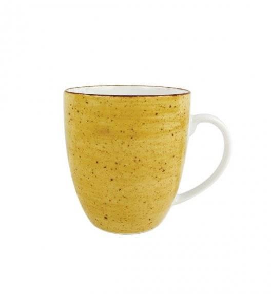 LUBIANA BOSS 6630J Kubek 380 ml / żółty / porcelana ręcznie malowana