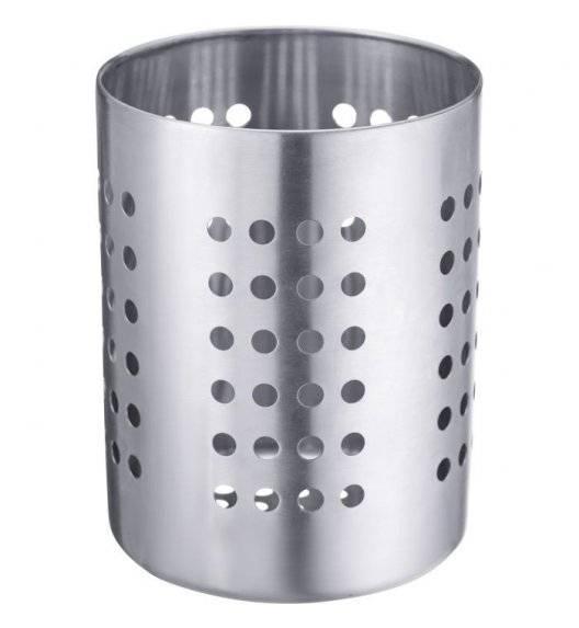 WESTMARK Koszyk na sztućce Ø 10 cm / stal nierdzewna