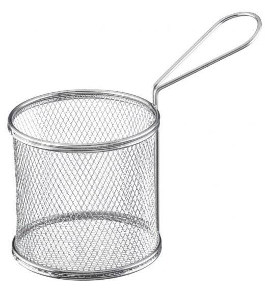 WESTMARK Kosz do serwowania / Ø 9 cm / stal nierdzewna